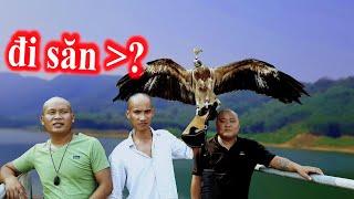 Vịt Nước Quay và Pha Bắt Mồi Cười Bò Của Đại Bàng Biển - Ai Sẽ Là Con Mồi   Son Duoc Vlogs