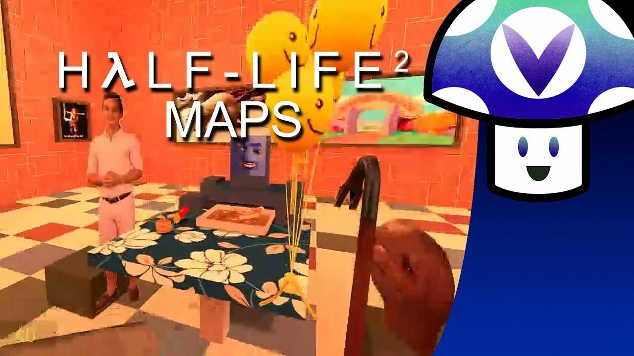 [Vinesauce] Vinny - Half-Life 2 Maps