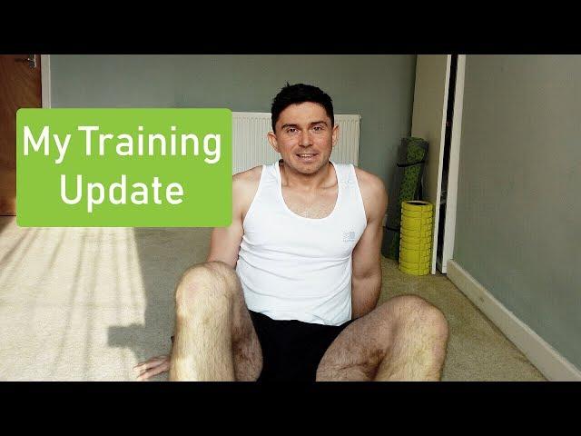 My Training Rutine Update
