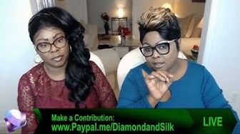 Diamond and Silk Talk About  China's Responsibility for COVID 19