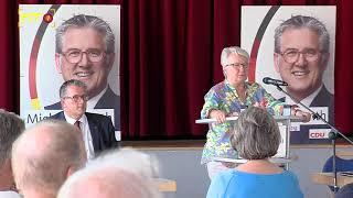 Annette Schavan besucht Sonnenbühl