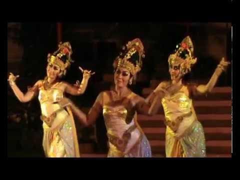 Bali Dance with Jegog (Bamboo Ensemble) | Suar Agung Troupe