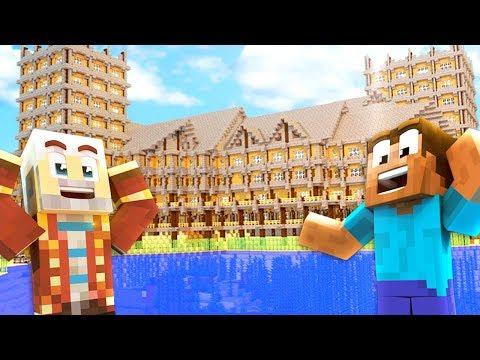 Das KRASSESTE Haus! - SubServer 3 #07 mit Clym