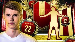 FIFA 19: PLATZ 22 DER WELT FUT CHAMPIONS TOP 100 REWARDS! 😍🔥