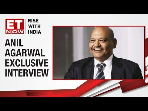 Anil Agarwal founder of Vedanta Resources talks about mega investment in Goa | Exclusive Interview