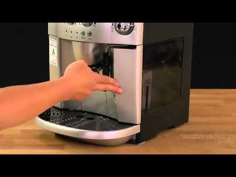 Delonghi Coffee Machine Descale Instructions Youtube