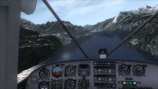 FSX Film ,, Best place in Switzerland