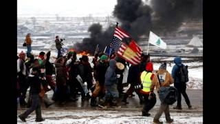 Last stand for Standing Rock