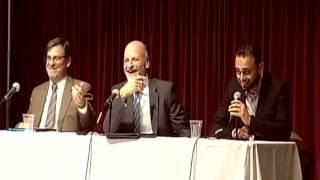American Ahmadiyya Muslims take part in interfaith Peace Symposium