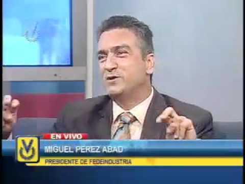 Entrevista a Miguel Perez Abad - Presidente de Fed...