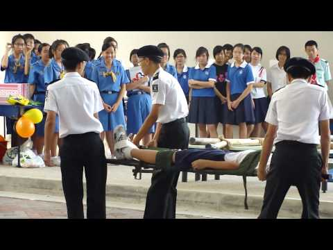 Activation - Transportation of Casualty [DHSJAB Orientation '10]