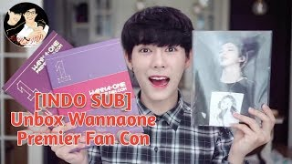 [INDO SUB] Unbox Wannaone Premier Fan Con, Surprise dari P Both -Bothnewyear-