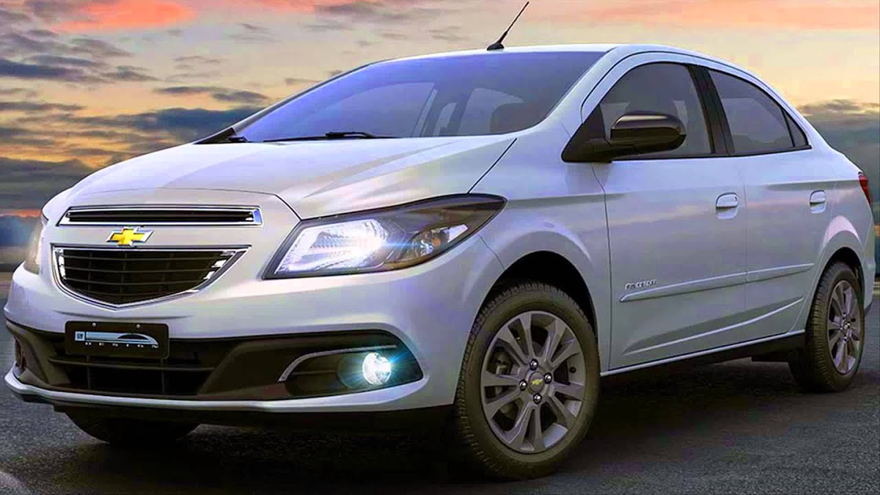 Chevrolet Prisma Advantage 2015 Model