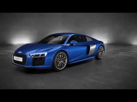 Audi R8 Audi Space - animation