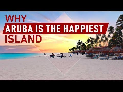 Why Aruba Is The Happiest Island In The World?   Discover Aruba