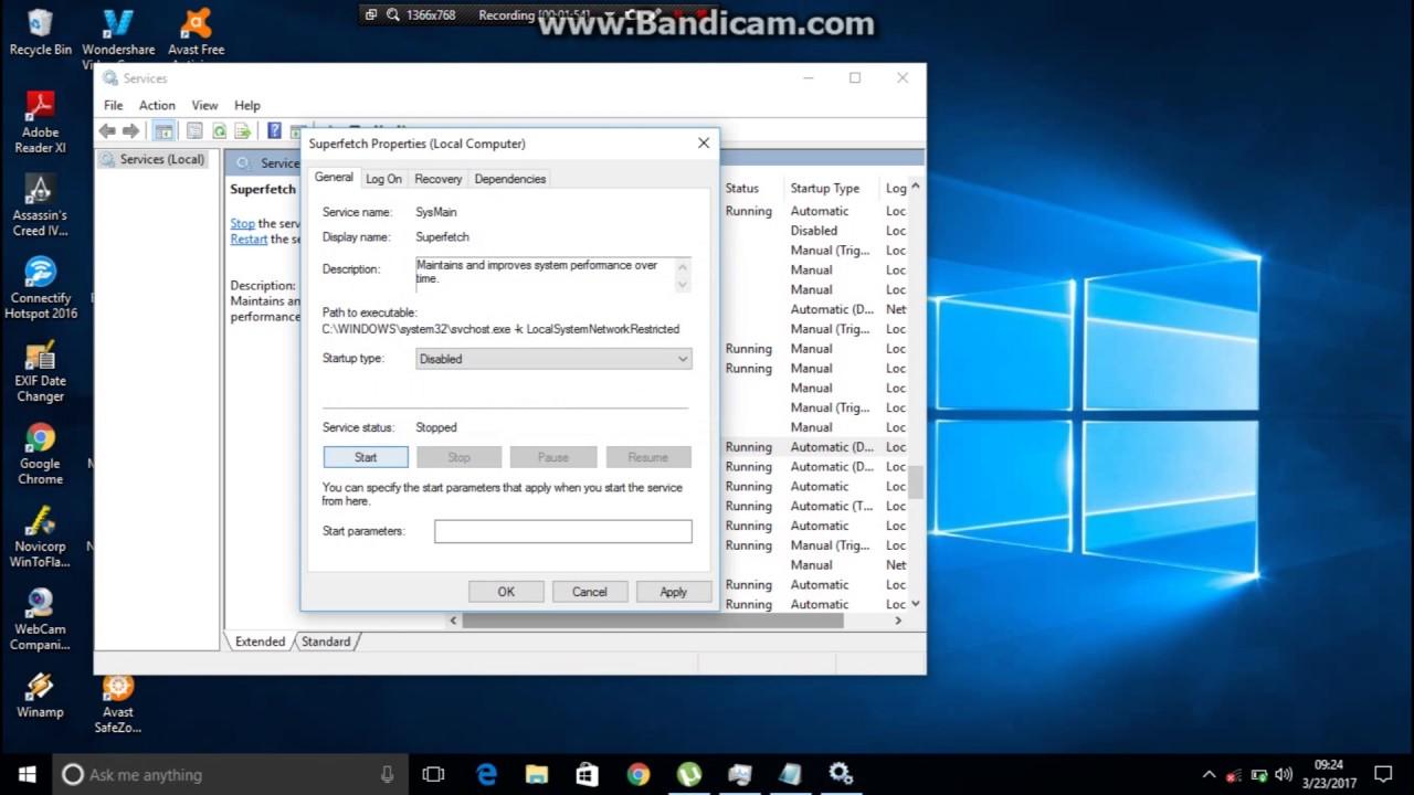 55413551 Gunadarma Cara Mengatasi Disk Usage 100 Pada Windows 10