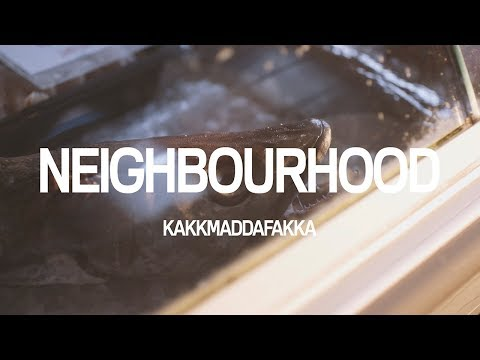Kakkmaddafakka - Neighbourhood (Official Music Video)