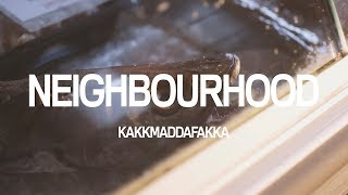 Смотреть клип Kakkmaddafakka - Neighbourhood