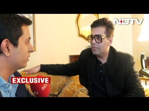 EXCLUSIVE: Karan Johar Clarifies His Comments On Kangana Ranaut And Nepotism