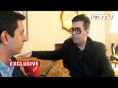 EXCLUSIVE: Karan Johar Clarifies His Comments On Kangana Ranaut And Nepotism
