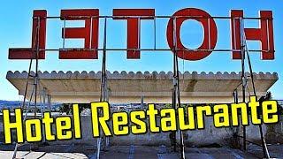 Hotel Restaurante P | Lugares Abandonados © Olvidado y decadente (Pablo RS)