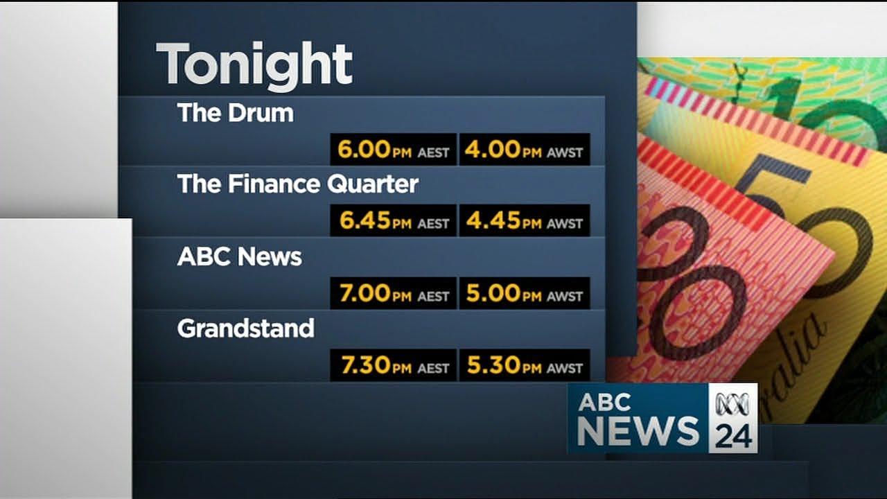 Abc News 24 Tonight Lineup May 2013