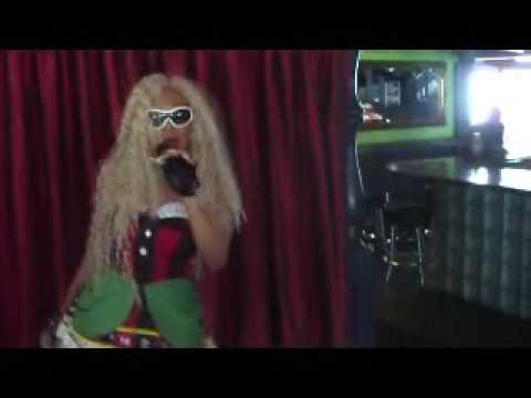 Roxy Wood as Lil' Kim  No Matter What They Say, LIVE