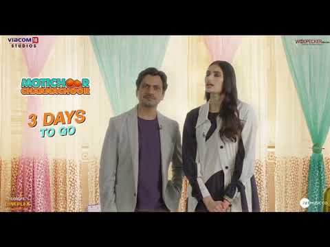 Motichoor Chaknachoor | 3 Days To Go | Nawazuddin Siddiqui, Athiya Shetty | 15th November