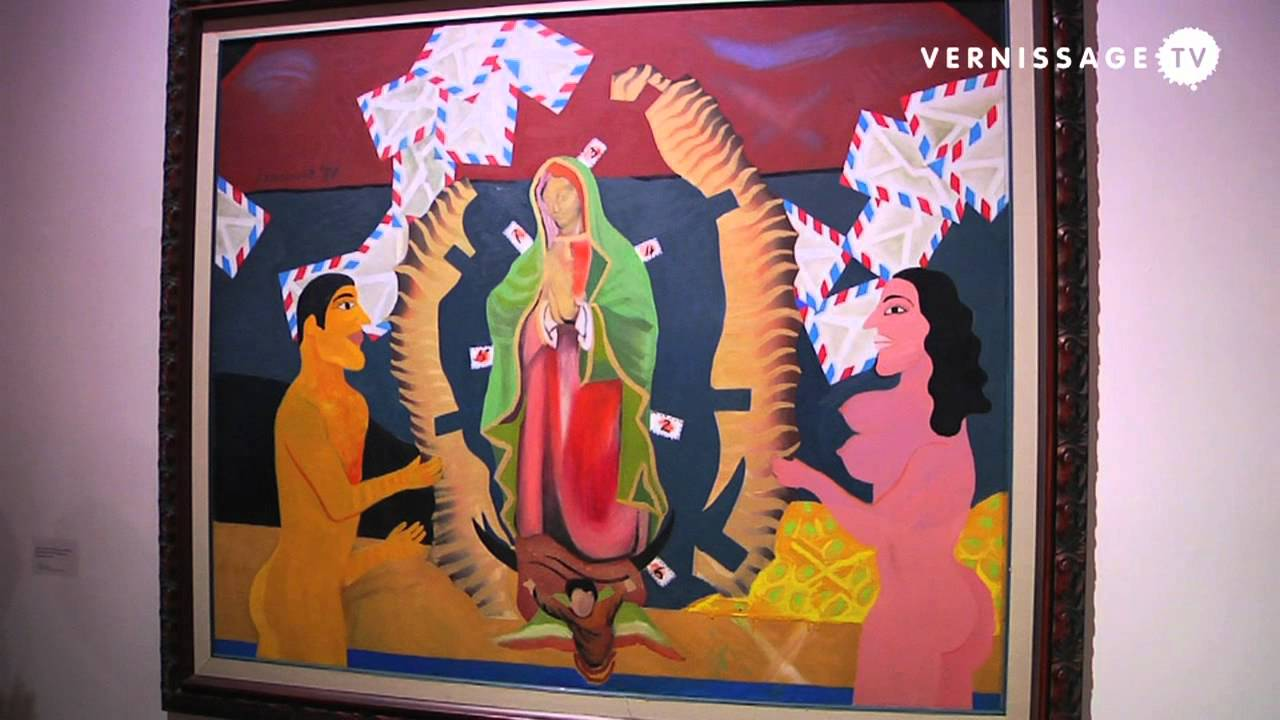 Benjamín Serrano. Retrospective at Centro Cultural Tijuana, El Cubo