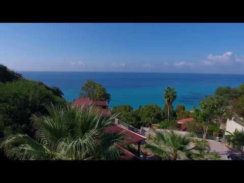 Eco-case panoramiche a 100 mt dal mare