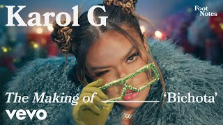 Karol G - The Making of 'Bichota' | Vevo Footnotes
