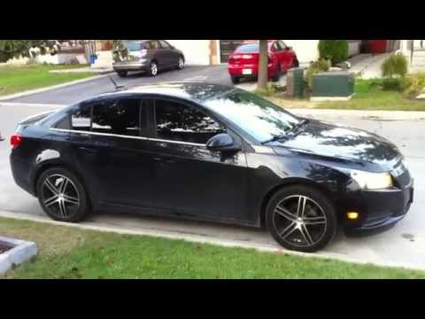 2012 Chevrolet Cruze LT Startup Engine & In Depth Tour