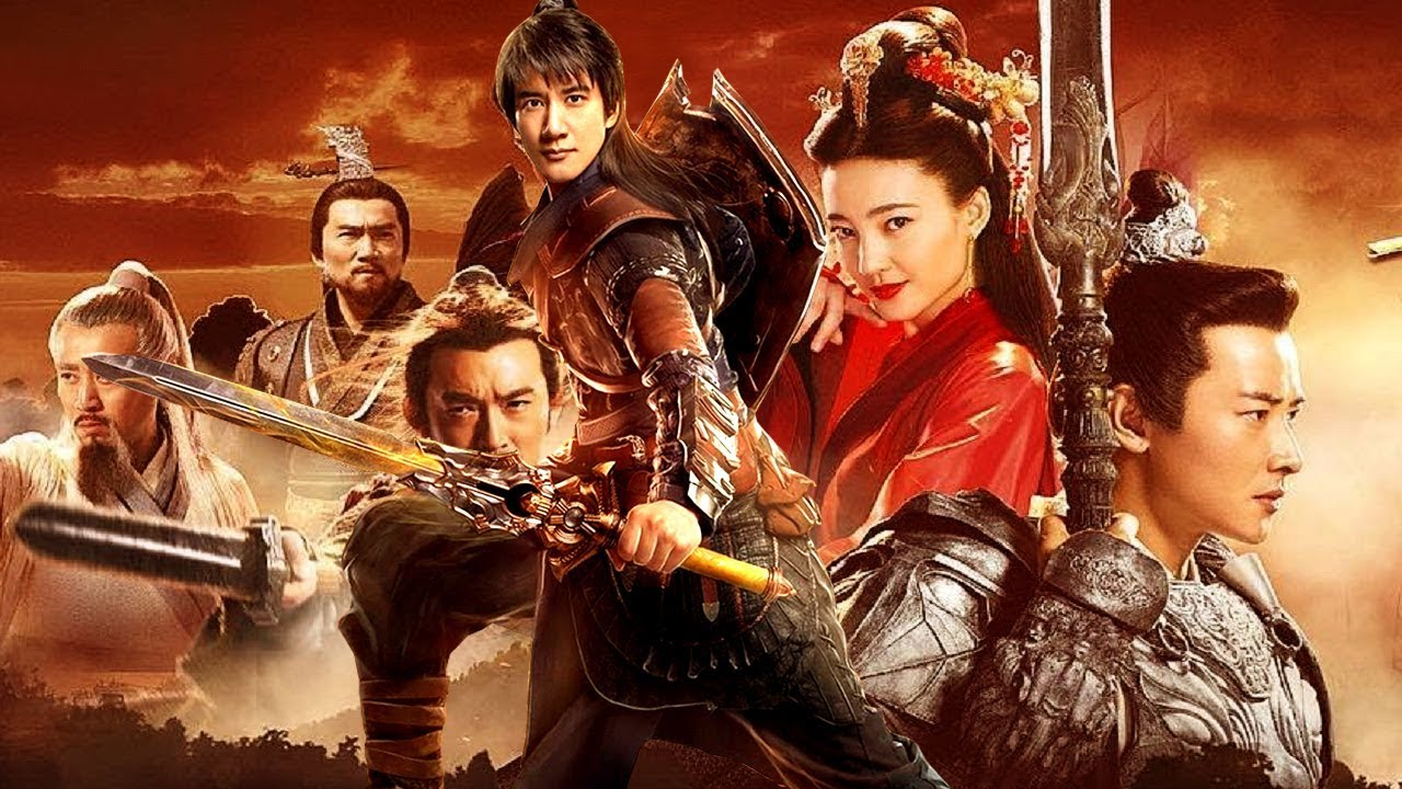 Latest Chinese Action Kung Fu Movies 2019   Full Length ...