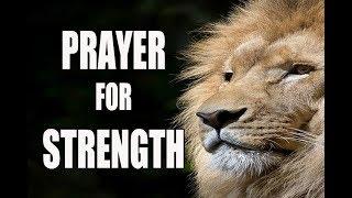 Let The Weak Say I Am Strong | Prayer for Strength | Evangelist Fernando Perez