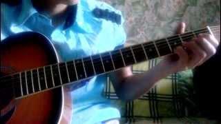 Титаник на гитаре (+табы)