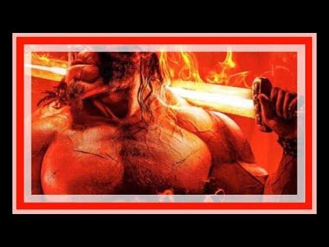 "New Trailer ""Red Band"" Hellboy (2019 Movie)  – David Harbour, Milla Jovovich, Ian McShane"