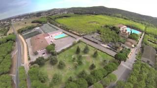 Camping Yelloh! Village Mas Sant Josep en Santa Cristina D'Aro - Cataluña - Costa Brava