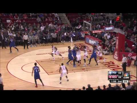 [11.14.14] Full Houston Rockets Highlights vs Sixers