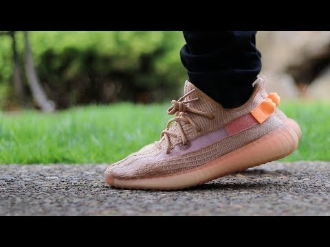 78d7d0b92 Thought YEEZYS Were Dead  How Clay Yeezy Boost 350 V2 Brought It Back Help  me reach 500k Subscribers!