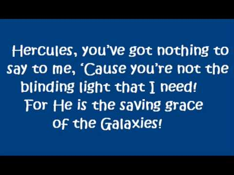 Galaxies (Full Song - Single) - Owl City - With lyrics - All Things Bright and Beautiful