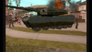san andreas army 2 the alien invasion