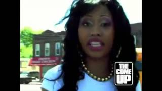 "Nicki Minaj Freestyle ""Lip Gloss"""