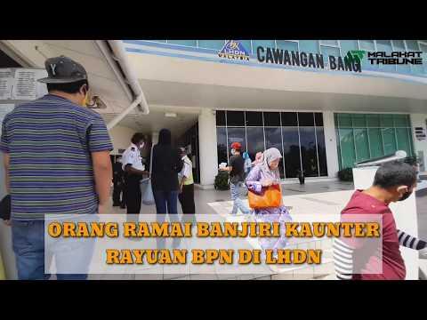 Pemohon BPN banjiri LHDN Cawangan Bangi