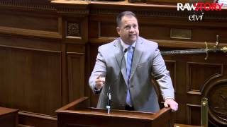 Sen. Lee Bright opens S.C. flag debate with gay marriage rant