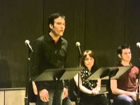 "Noah DeBiase singing the ""Yehuatl Love Song (The Origin Song)"" by Jaime Lozano & Sara Cooper"
