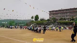 초등학교 가을 운동회 대행업체 4각줄다리기 영상 설명[…