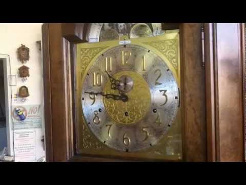 GRANDFATHER CLOCKS & OTHERS, VINTAGE ANTIQUE