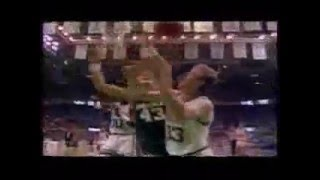 Larry Bird VS Pete Maravich