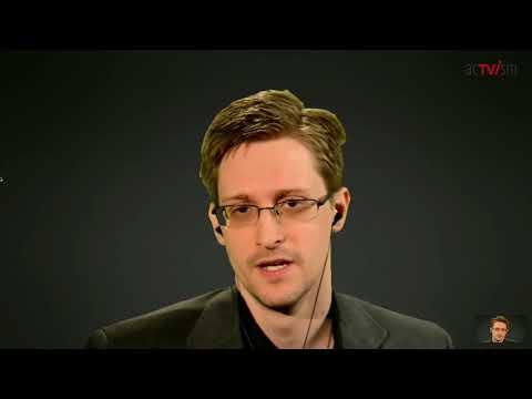 Edward Snowden, Noam Chomsky & Glenn Greenwald – Eine Unterhaltung über Privatsphäre - Vollversion