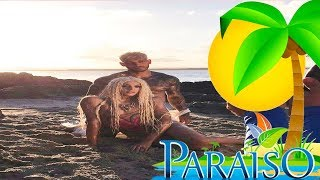 pabllo vittar feat lucas lucco paraíso making of